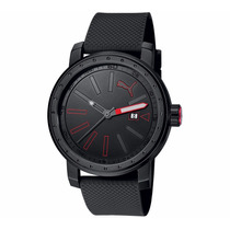 Relógio Puma 2 Anos Garantia Calendário 5 Atm 96257gppspu1 P