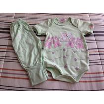 Bicho Molhado - Body Infantil Para Bebês Com Calça