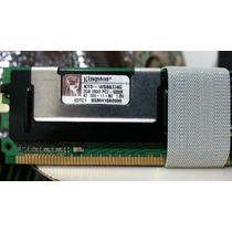 Memória Kingston Fbdimm 2gb Ktd-ws667/4g Ecc Ddr