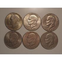 Série Usa) 1 Dollar - 1971 A 1978 / Eisenhower