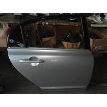 Porta Direita Traseira Do Honda Civic 2008