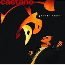 Cd Caetano Veloso Prenda Minha