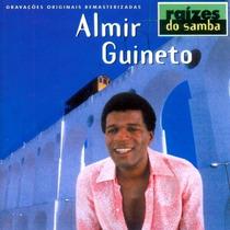 Cd - Almir Guineto - Raízes Do Samba - Lacrado