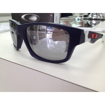 Oculos Oakley Jupiter 009135-02 Matte Navy Pronta Entrega