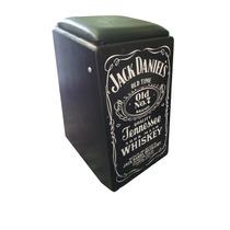 Cajon Elétrico Percussion Jack Daniels Tribo Frete Gratis