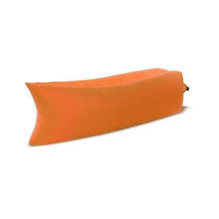 Assento Inflável Atrio Chill Bag Laranja - Es140