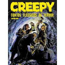 Creepy 2 - Contos Clássicos De Terror - Capa Cartonada