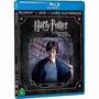 Blu-ray - Coleção Harry Potter - (blu-ray + Dvd + Livro)