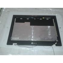 Carcaça Tela Lcd C/ Webcam Notebook H-buster Hbnb-1401 Série