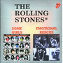 Cd / The Rolling Stones = 2em1 Some Girls / Emotional Rescue