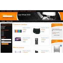 Loja Virtual De Roupas, Site, Com Pagseguro, M.livre,paypal