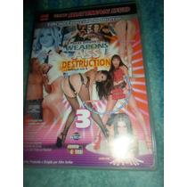 Dvd - Ass Destruction Vol. 3 - Buttman - Bunda - Anal