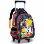 Ochila Rodinhas Dragon Ball Z Goku Naruto Pronta Entrega Tip