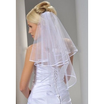 Véu Noiva Frete Grátis E Pronta Entrega