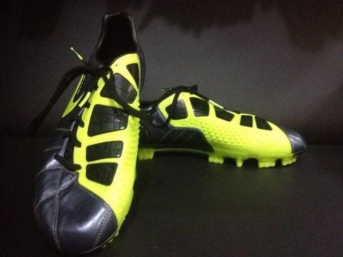 Chuteira Nike Total 90 - Usada Em Jogo - Maicon   0c0727a142e74