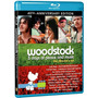 Blu-ray Woodstock: 3 Days Of Peace And Music [eua] Lacrado