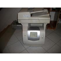 Impressora Multifuncional Laser Lexmark X 642 Com Nota Fisca