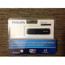 Adaptador Usb Wifi Para Smart Tv Philips - Pta127