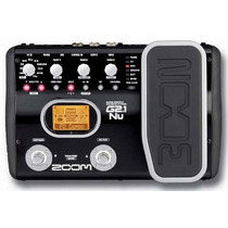 Pedaleira Zoom G2.1nu G2 1nu G2.1 Para Guitarra Fonte Grátis