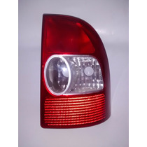 Lanterna Traseira Fiat Strada