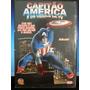 Dvd Cartoon: Capitão América E Os Heróis Da Tv - Fr. Grátis