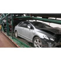 Sucata - Honda New Civic - Para Venda De Peças