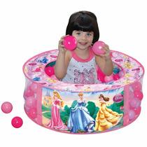Piscina Infantil De Bolinhas Da Princesa Compare