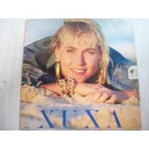 Lp. Xuxa 5 Com Encarte Acompanha Foto .