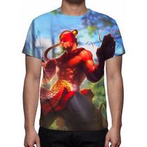 Camisa, Camiseta Game League Of Legends - Lee2