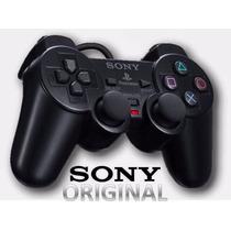 Controle Manete Joystick Ps2 Sony 100% Original Lote 6 Un.