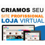Criar Sua Loja Virtual Personaliza Com Banners E Logomarca