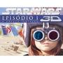 Star Wars - Episódio I - A Ameaça Fantasma -com Óculos 3d
