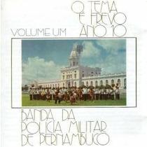 Coleção O Tema É Frevo... (10 Volumes Em Cd) (frete Grátis)