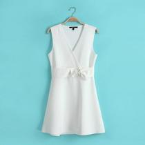 Vestido Curto Branco (38/40) - Pronta Entrega No Brasil!!
