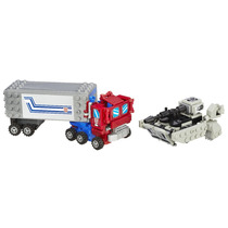 Transformers Kre-o - Optimus Prime Vs Megatron Hasbro