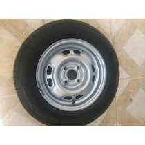 Estepe Roda Do Chevette Dl L Junior Com Pneu P 44
