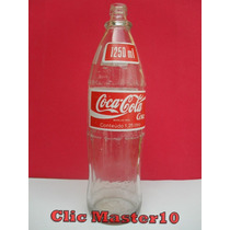 Antiga Garrafa Da Coca Cola - Coke - 1,25 Litro