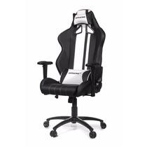 Cadeira Akracing Rush White - Ak-rush-wt