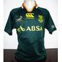 Camisa Seleção Da Africa Do Sul De Rugby 2014 Canterbury