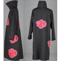 Capa Akatsuki Semi Forrada /naruto/ Sasuke/ R$ 70,00