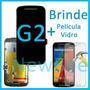 Tela Touch Display Lcd Moto G 2 Geração G2 + Brinde