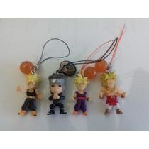 Chaveiro Anime Dragon Ball Naruto - Diversos/bandai Original