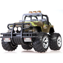 Gip Suv Hummer 4wd 4x4 1/14 29cm Grande Controle Remoto Tota