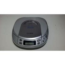 Discman Coby Cx-cd101 Funciona Ok Cd Player Portátil
