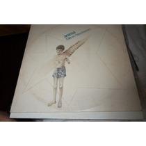 Lp Com Poster Anima Milton Nascimento - Bom Estado