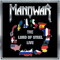 Manowar-the Lord Of Steel - Live