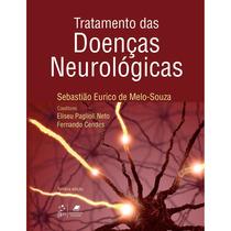 Livro Tratamento Das Doenças Neurológicas Sebastião Eurico D