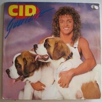 Vinil Lp Cid Guerreiro - Ano 1988
