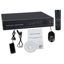 Dvr Stand Alone 4 04 Canais Hcl Full D1 Realtime H 264 Nuvem