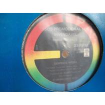Lp Mix Banda Reflexus-serpente Negra 33 E 45 Rpm .